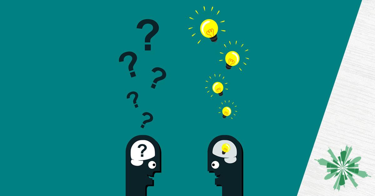 Le risposte sono figlie delle domande? E le domande, invece?